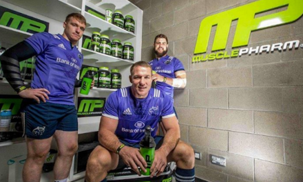 MusclePharm, Munster Rugby Form Strategic Partnership