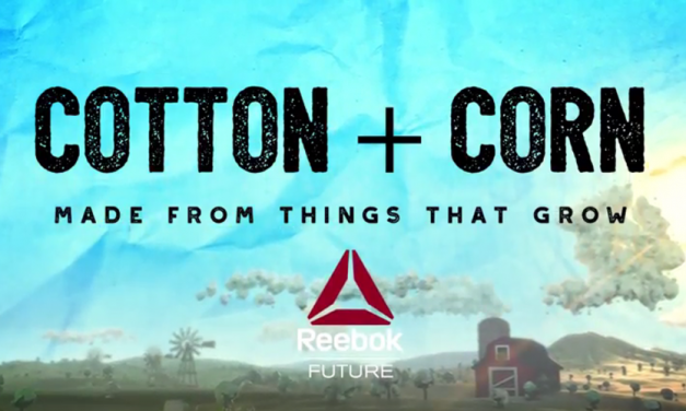 Reebok Highlights Sustainability With Cotton + Corn Line