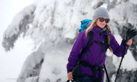 Arc'teryx Adds Michelle Parker To Athlete Roster