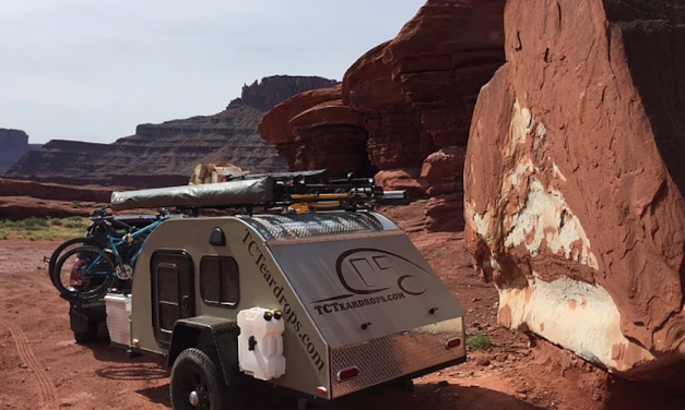 Demand On The Rise For Rugged, Off-Road Campers