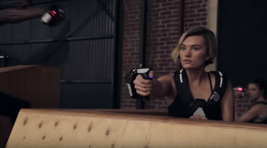 Laser Tag Fitness Debuts In Los Angeles