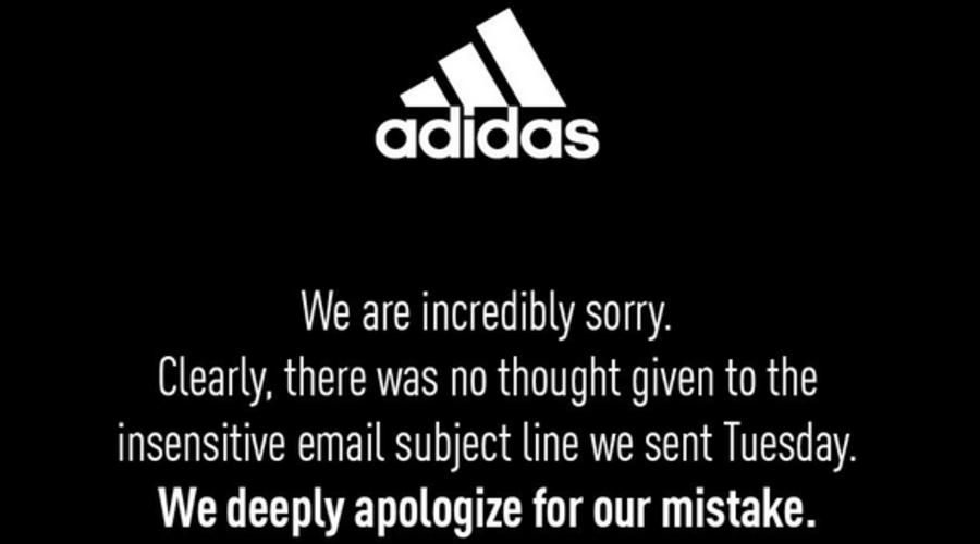 Adidas Apologizes For Boston Marathon Email