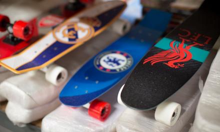 Aluminati Skateboards Joins 1% For The Planet