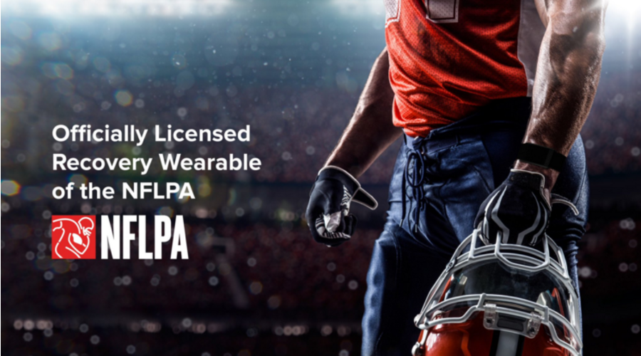 Whoop Scores NFL Players Association Partnership