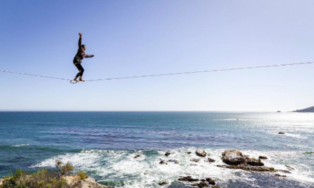 Slackline Industries Partners With Trees For The Future