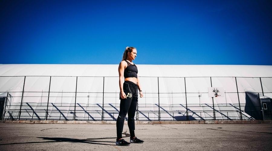 timeless design bde4d 7d93d Sports Tech Brand Launches Female-Focused Soccer Line  Storelli Womens  BodyShield ...