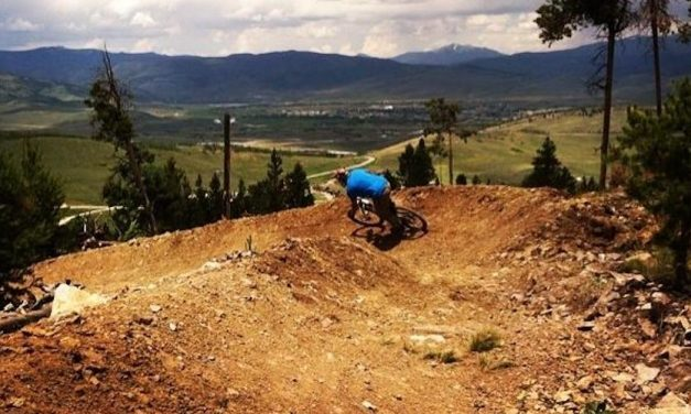Mountain Bike Advocacy Through Trail Building