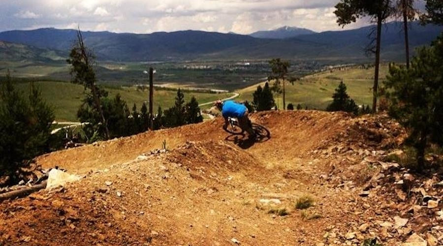 Mountain Bike Advocacy Through Trail Building