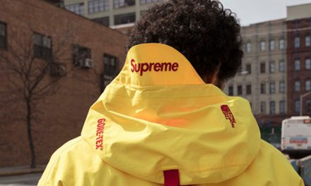 Supreme Releases Latest Collaboration With The North Face