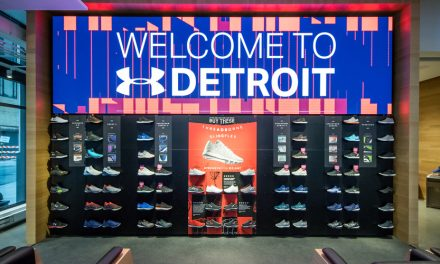 Under Armour Lands In Detroit
