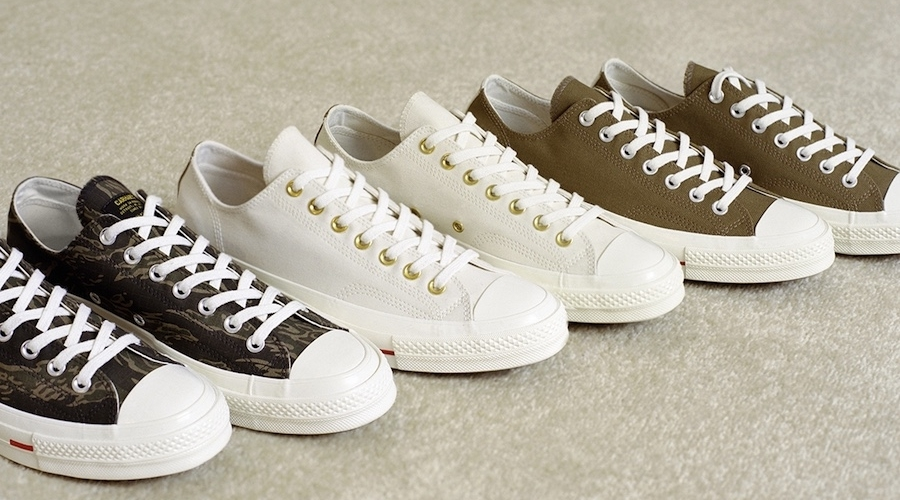 Converse, Carhartt Team Up For All Star Reworks