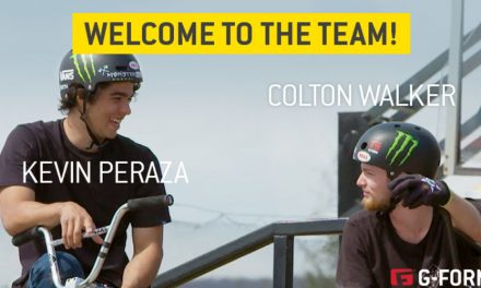 G-Form Adds To Athlete Roster