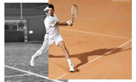 Lacoste Teams Up With Novak Djokovic