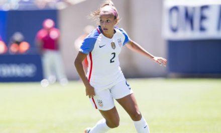 Nike Signs Soccer Phenom Mallory Pugh