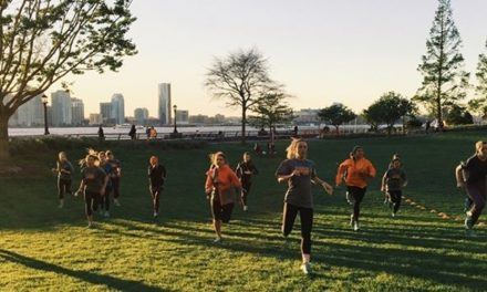 Merrell Brings Nature's Gym To New York City