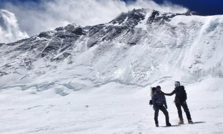 Young Brit Summits Everest Guided By Montane Mountaineer