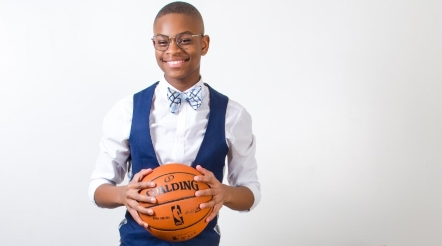 Teenager Scores NBA Neckwear License