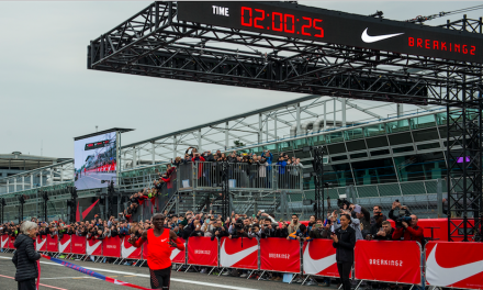Nike's Breaking2 Mission Misses By 25 Seconds