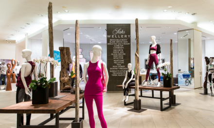 Saks Fifth Avenue Opens The Wellery At Flagship