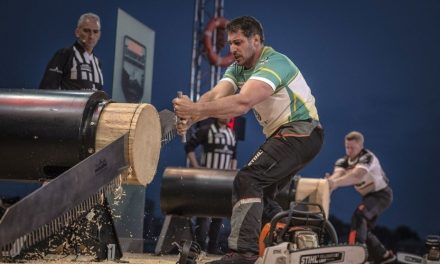 Is Timbersports The Industry's Next Big Sport?