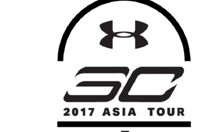 Under Armour Brings Back Stephen Curry Asia Tour