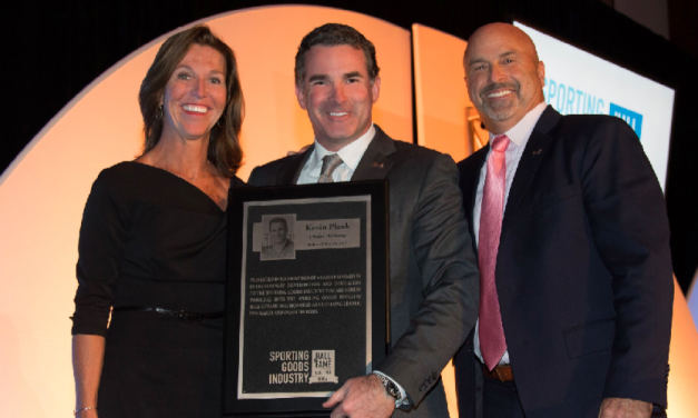 Kevin Plank Inducted Into NSGA Hall Of Fame