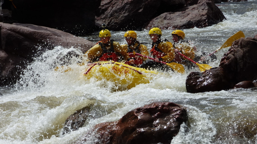 Colorado Snowpack Promises Strong Whitewater Rafting Season