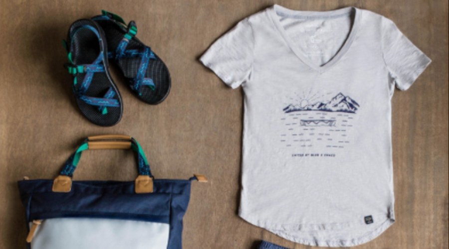 Chaco Collaborates With United By Blue Sgb Media Online
