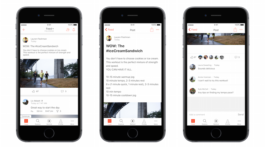Strava Branches Out With New Blogging Platform