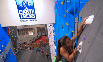 Sports Authority's Former HQ To Become Country's Largest Climbing Gym