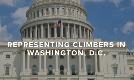 American Alpine Club, Access Fund To Advocate For Public Lands In D.C.