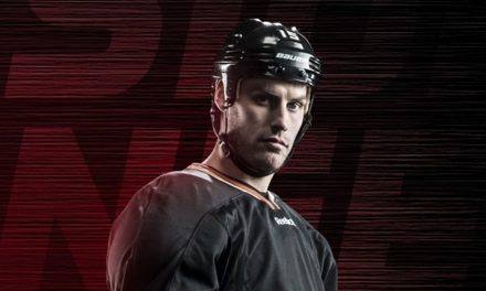 Zamst Renews Partnership With Pro Hockey Player Ryan Getzlaf