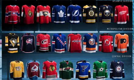 Adidas Gives NHL Uniforms A Makeover
