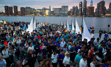Adidas Hosts Run For The Oceans