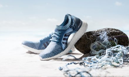 Adidas Unveils Ocean-Inspired Shoes