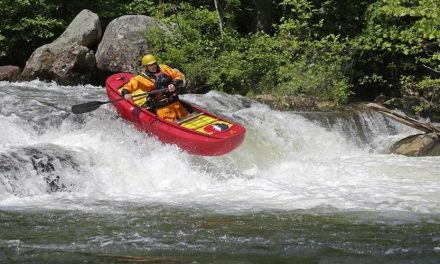 American Whitewater Appeals New River Dries Prescriptions