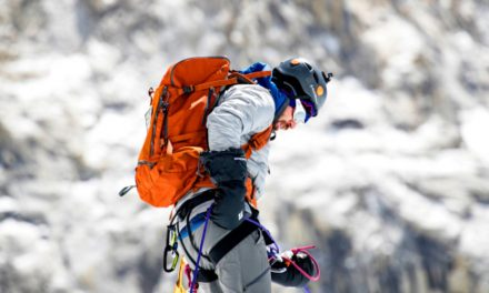 Mountainsmith Athlete Chris Bombardier Becomes First Hemophiliac To Summit Everest