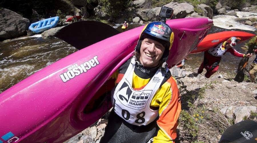 Dane Jackson Crushes GoPro Mountain Games