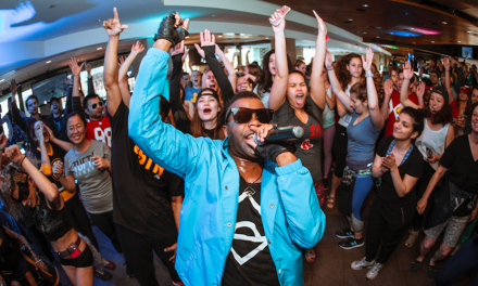New Balance Wakes Up Boston For Daybreaker Session
