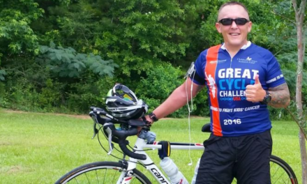 Great Cycle Challenge Gets Americans Pedaling To Fight Cancer