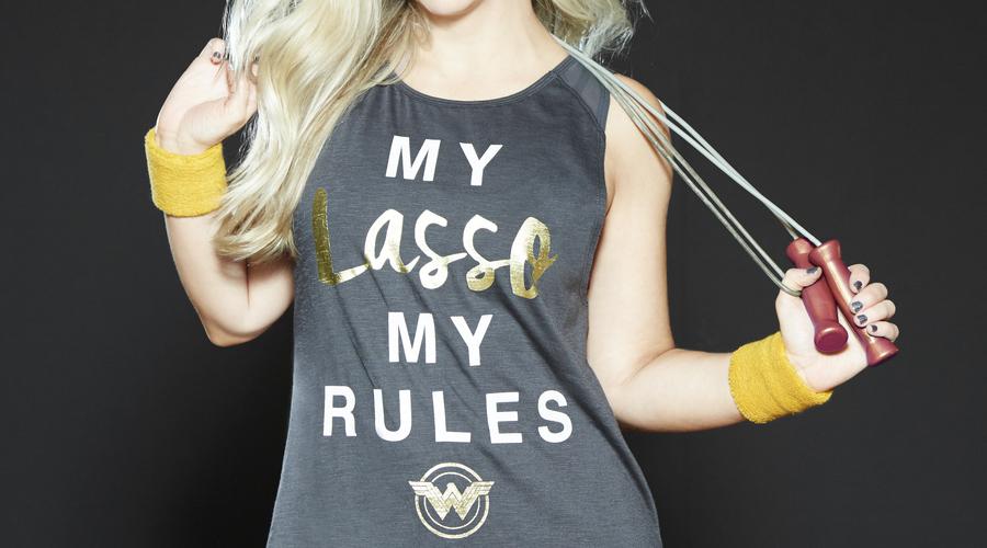 Grab Your Lassos, Ladies – Wonder Woman Apparel Is Here