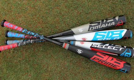 Louisville Slugger Introduces New Bats