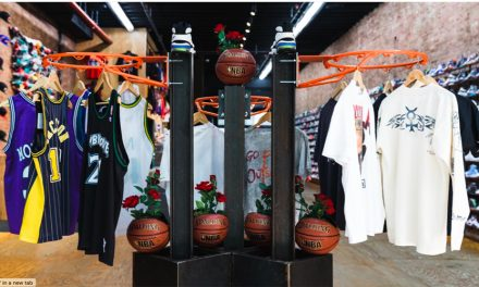 Flight Club, Brooklyn Vintage Club Create NBA Time Machine