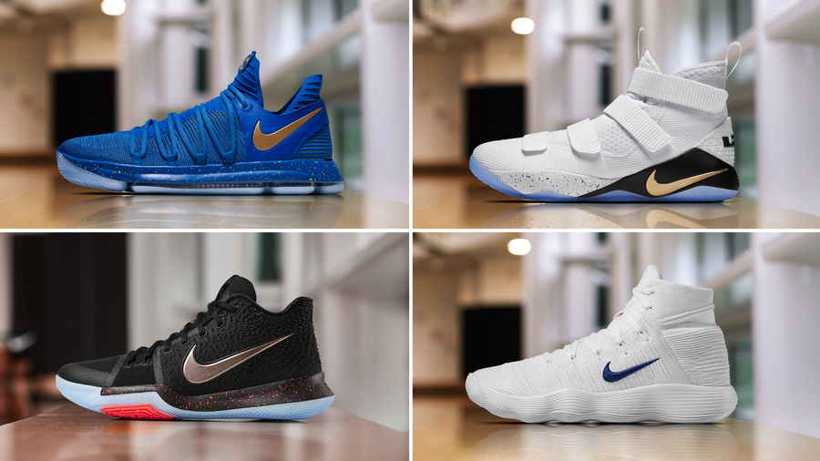 The Complex Pedigree Of Nike Basketball Shoes