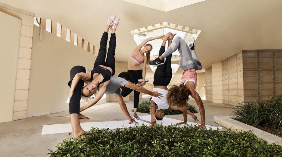 Nike Yoga 3
