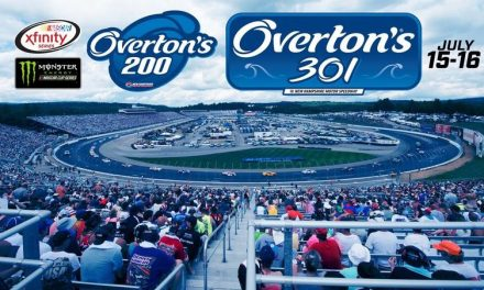 Overton's To Be Featured Sponsor For July NASCAR Weekend