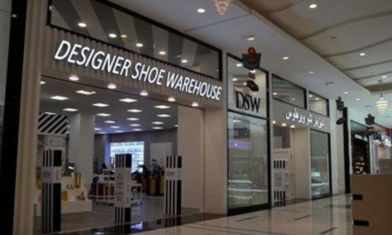 DSW Opens First Store Overseas