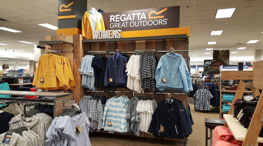 Regatta Great Outdoors Makes American Debut At Sears