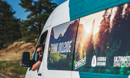"Sierra Designs Hits The Road To Encourage Everyone To ""Think Outside"""