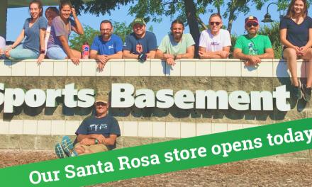 Sports Basement Opens Store In Santa Rosa